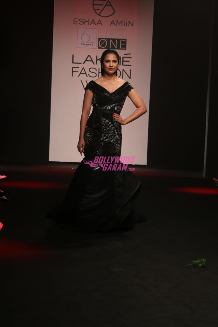 Lara Dutta is Esha Amin showstopper