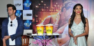 Hrithik Roshan and Pooja Hegde Mohenjo Daro at INOX