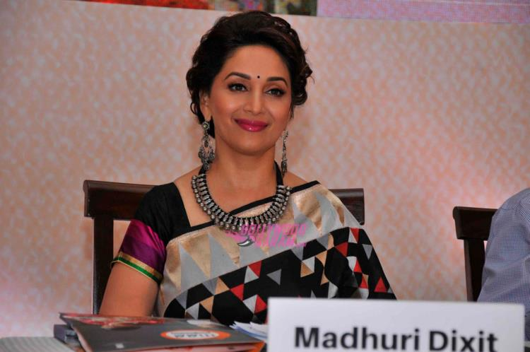 Madhuri Breast feed campaign3