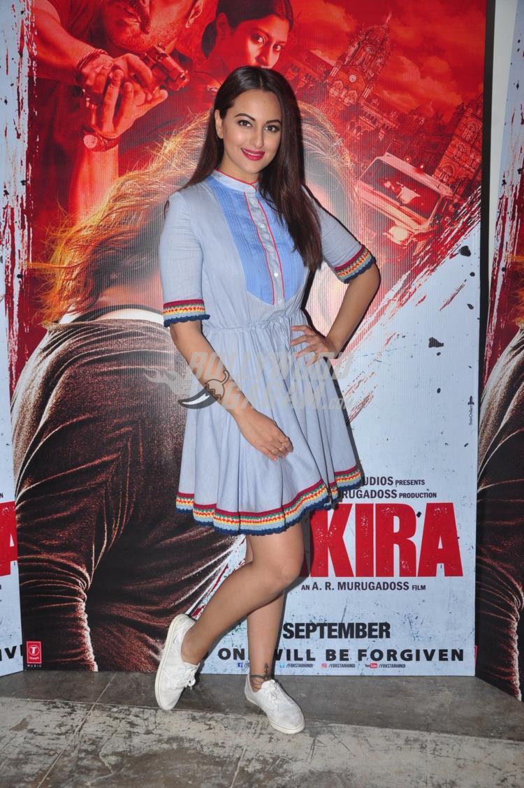 Sidharth Malhotra, Katrina Kaif and Sonakshi Sinha