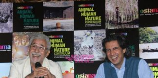 Naseeruddin Shah talks about life and career at Masterclass