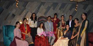 Neha Dhupia and Sarah Jane at Natasha J's preview event – Photos