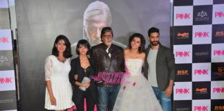 Amitabh Bachchan and Taapsee Pannu launch trailer of Pink