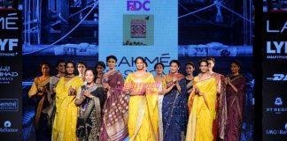 Lakme Fashion Week Winter Festive 2016 – Pranami Kalita debuts with Pariah by Pranami