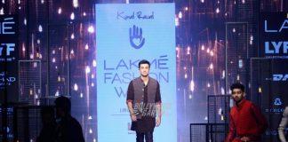 Lakme Fashion Week Winter/Festive 2016 Photos – Ranbir Kapoor is Kunal Rawal showstopper