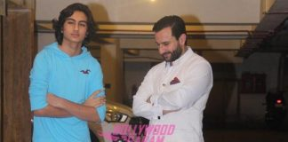 Saif Ali Khan celebrates birthday with family