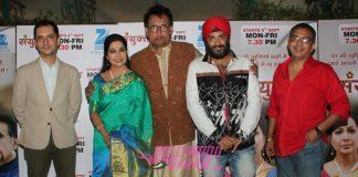 Kiran Kumar and Sanyukta Latkar launch new show Sanyukt on Zee TV