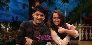 Sonakshi Sinha promotes Akira on The Kapil Sharma Show