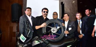 Sunny Deol launches tyres from BKT