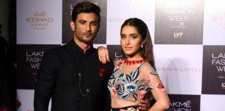 Lakme Fashion Week Winter Festive 2016 – Sushant Singh Rajput and Shraddha Kapoor sizzle on ramp for Manish Malhotra