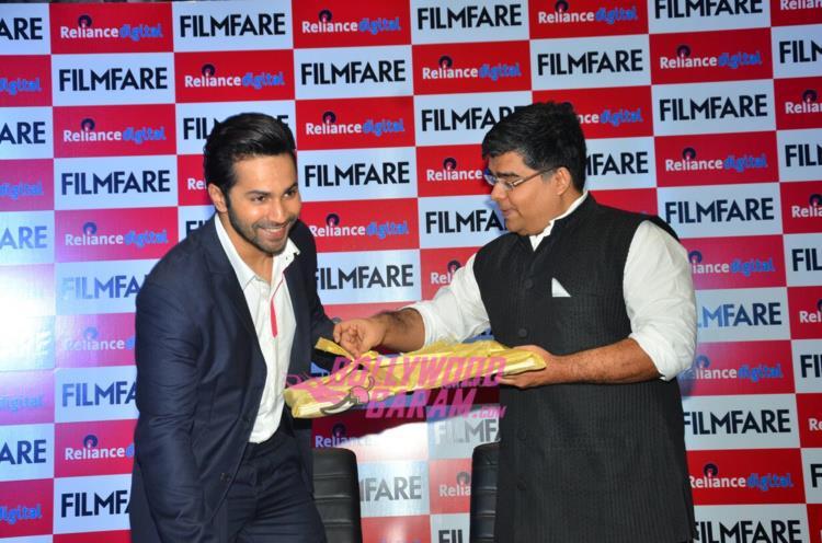 Varun Filmfare2