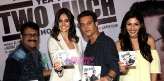 Jimmy Shergill, Pooja Chopra and Bruna Abdullah launch music of Yeh Toh Two Much Hogaya