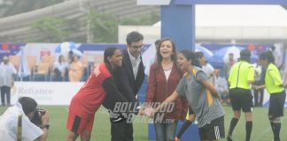 Ranbir Kapoor and Nita Ambani inaugurate youth sports initiative