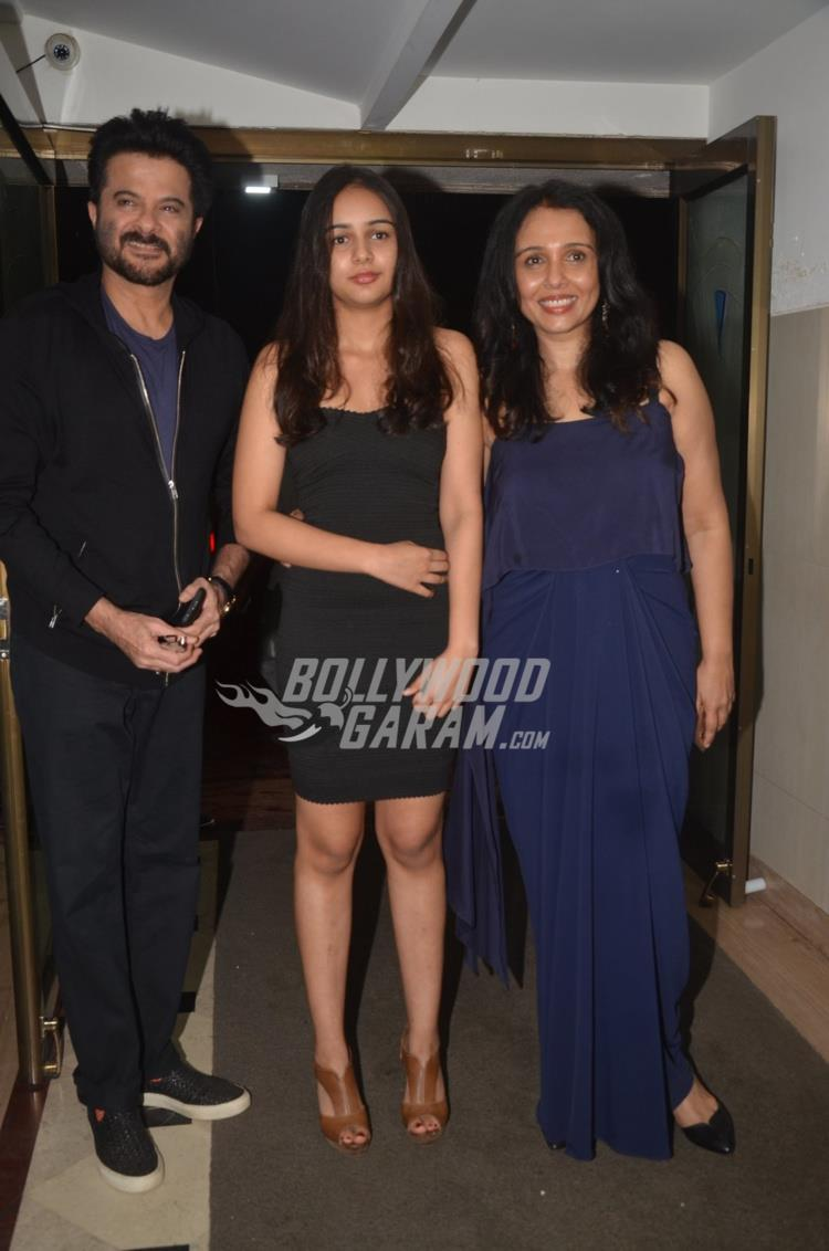 Suchitra Krishnamoorthi's daughter Kaveri