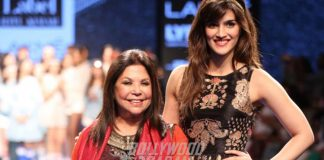 Lakme Fashion Week Winter/Festive 2016 Photos – Kriti Sanon walks the ramp for Ritu Kumar