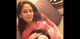 Shahid Kapoor posts selfie with wife Mira Rajput