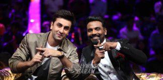 Ranbir Kapoor promotes Ae Dil Hai Mushkil on Dance Plus