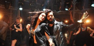 Nargis Fakhri and Riteish Deshmukh shoot for new Banjo song