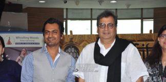 Nawazuddin Siddiqui promotes Freaky Ali at Whistling Woods