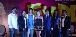 Sunny Leone and Sharman Joshi host Fuddu press meet