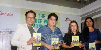 David Dhawan, Farah Khan and Sajid Khan launch Jeet Gian's The Three Wise Monkeys