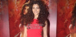 Saiyami Kher and Harshwardhan Kapoor promote Mirzya