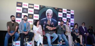 Amitabh Bachchan and Taapsee Pannu host Pink press meet in Delhi