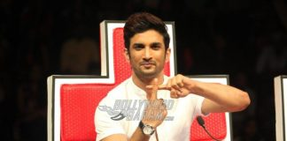 Sushant Singh Rajput promotes M.S Dhoni – The Untold Story on sets of Dance Plus