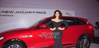 Disha Patani and Saiyami Kher sizzle at Jaguar car launch