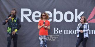 Trendy Kangana Ranaut launches Reebok Store at Chandigarh