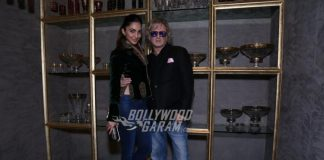 Kiara Advani  launches Rohit Bal's crystal collection