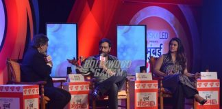 Ajay Devgn and Kajol at Manthan interactive session
