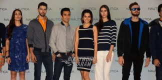 Taapsee Pannu and Rahul Khanna at Nautica new collection launch event