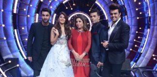 Ranbir Kapoor promotes Ae Dil Hai Mushkil on Jhalak Dikhhla Jaa