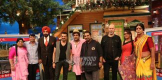Shankar Ehsaan Loy have a blast on The Kapil Sharma show