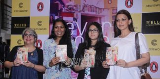 Sonali Bendre launches Anusha Subramanian's book Never Gone
