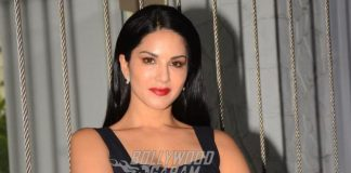Stunning Sunny Leone shoots for Exhibit Magazine
