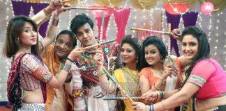 Yaro Ka Tashan shoots for Garbha episode