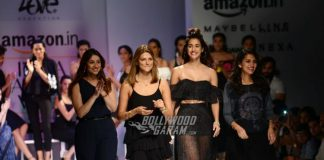Amazon India Fashion Week 2016 Photos – Disha Patani showcases Love Generation collection