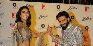 Exclusive 'Befikre' Bridal Collection Launch Photos