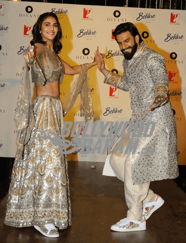 befikre-bridal-collection-launch-vaani-kapoor-ranveer-singh-dance