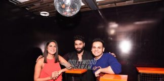 Sonakshi Sinha and Siddhant Kapoor at fourth edition Couture Cabana launch