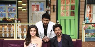 Dear Zindagi promotions on The Kapil Sharma Show