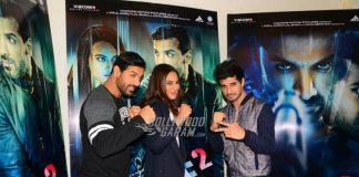Sonakshi Sinha and John Abraham promote Force 2 in style