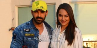 Sonakshi Sinha  and John Abraham promote Force 2