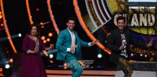 Hrithik Roshan hits the dance floor on Jhalak sets