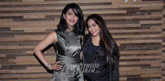 Shruti Haasan and Shweta Pandit at Jammin Concert