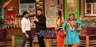 Karan Johar appears as guest on The Kapil Sharma Show