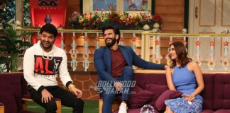 Ranveer Singh and Vaani Kapoor promote Befikre on The Kapil Sharma Show