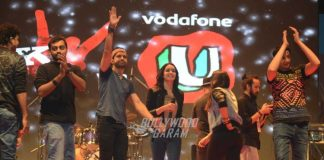 Farhan Akhtar, Shraddha Kapoor and Arjun Rampal rock at Rock On 2 concert in Delhi